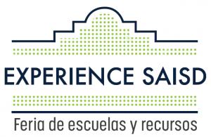 Experience SAISD logo in Spanish
