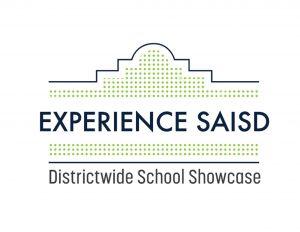 Experience SAISD logo