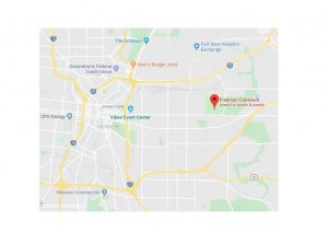 Map - Freeman Coliseum, 3201 E. Houston St., San Antonio, TX 78219