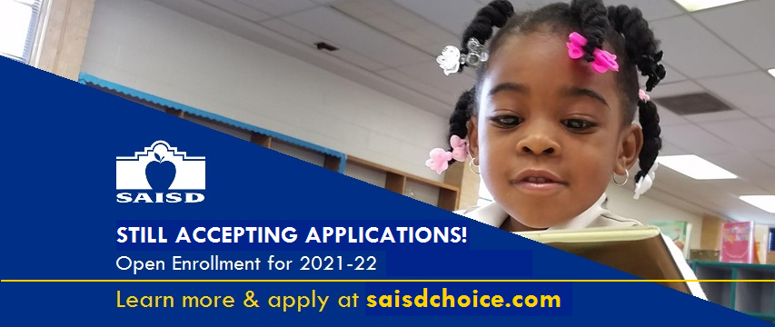 Screenshot of SAISD Choice Schools & Programs Facebook page