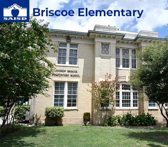 Briscoe Elementary infographic
