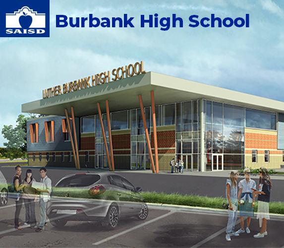 Burbank High School exterior image