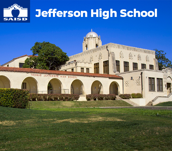 Jefferson High School exterior image